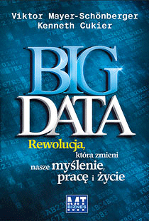 "okładka ""Big Data"""